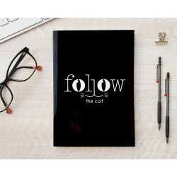 Cuaderno Follow The Cat...